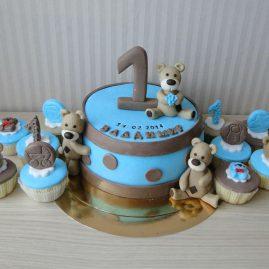 Детский торт №261