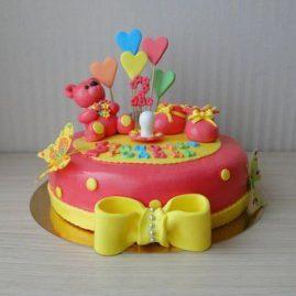 Детский торт №263