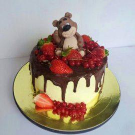 Детский торт №268