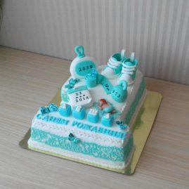 Детский торт №274