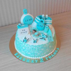 Детский торт №277