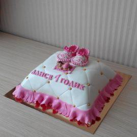 Детский торт №278
