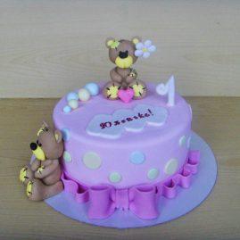 Детский торт №279