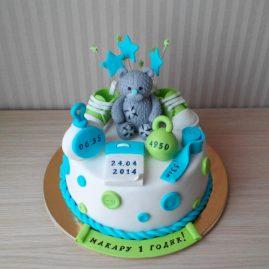 Детский торт №280