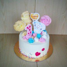 Детский торт №281