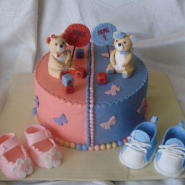 Детский торт №283