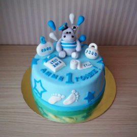 Детский торт №285