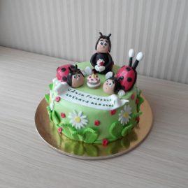 Торт для женщины №304