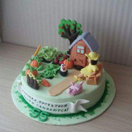 Торт для женщины №305