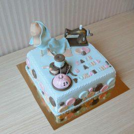 Торт для женщины №306