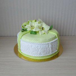 Торт для женщины №307