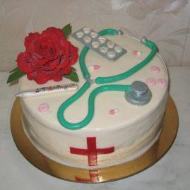 Торт для женщины №309