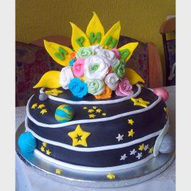 Торт для женщины №310