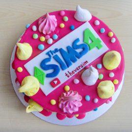 Торт для женщины №314