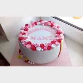 Торт для женщины №318