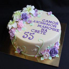 Торт для женщины №319