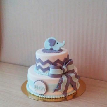Детский торт №31