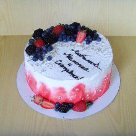 Торт для женщины №321