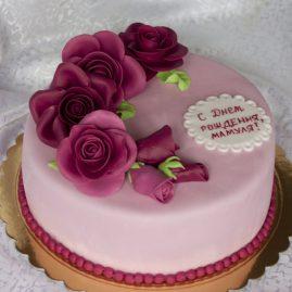 Торт для женщины №322