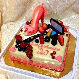 Торт для женщины №334