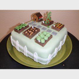 Торт для женщины №335