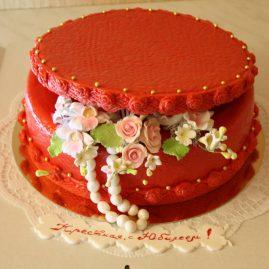 Торт для женщины №336