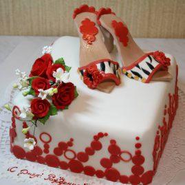 Торт для женщины №337