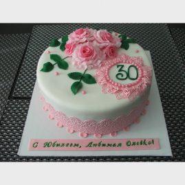 Торт для женщины №342