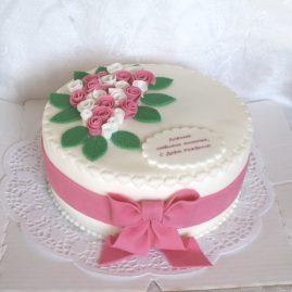 Торт для женщины №344