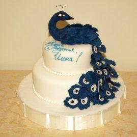 Торт для женщины №346