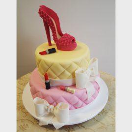 Торт для женщины №347