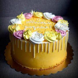 Торт для женщины №349