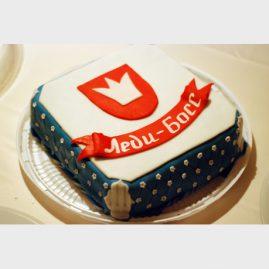 Торт для женщины №352