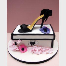 Торт для женщины №354