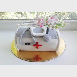Торт для женщины №357