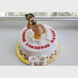 Торт для женщины №358