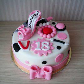 Торт для женщины №363