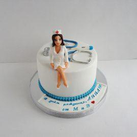 Торт для женщины №364