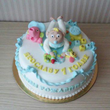 Детский торт №36