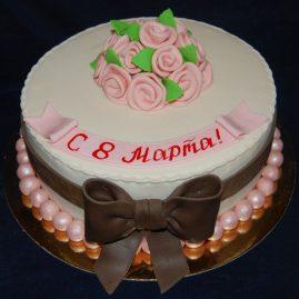 Торт для женщины №371