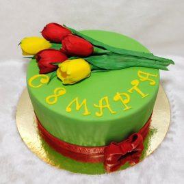 Торт для женщины №374