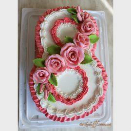 Торт для женщины №375