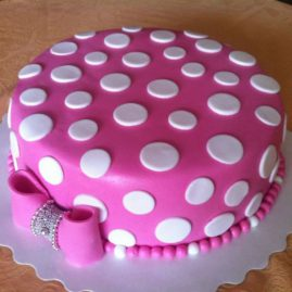 Торт для женщины №376