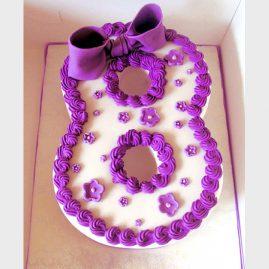 Торт для женщины №377