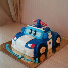 Детский торт №38