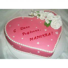 Торт на день рождения №416