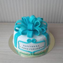 Торт на день рождения №418