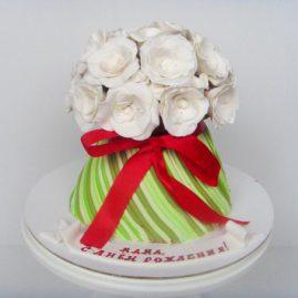 Торт на день рождения №425