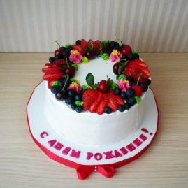 Торт на день рождения №426
