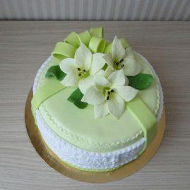Торт на день рождения №428